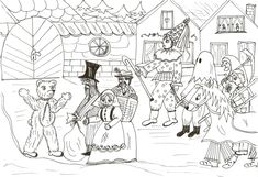 masopust omalovánky - Hledat Googlem Colouring Pages, Coloring Books, Winter Art, Calendar, School, Children, Masky, Education, Spring