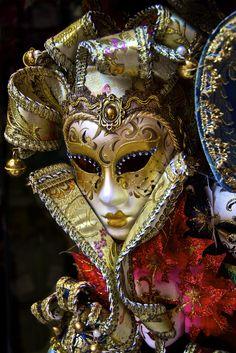Venetian Mask | by Luigi R. Viggiano