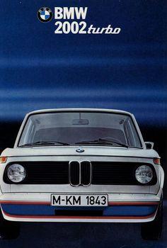 1972 BMW 2002 Turbo