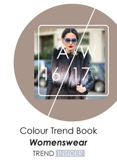 Colour Trend Book  Final Major Project.  Fashion Promotion  Colour forecasting for Womenswear