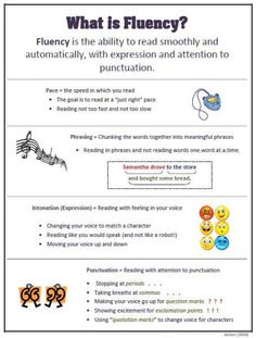 Reading with Fluency - Great Tips for Helping Your Child to Be a Better Reader