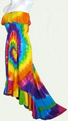 Tye Dye Wedding Dresses | Tye Dye Wedding Dress | Posts related to Tye Dye Dress