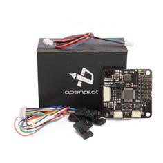 OpenPilot CopterControl Platform - OpenPilot.org - The Next Generation Open Source UAV Autopilot