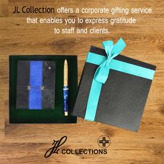 #JLCollection offers a corporate #gifting service that enables you to express gratitude to staff and clients #onlineshopping