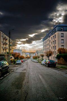 Brest derrière mon objectif - La rue Pierre-Loti