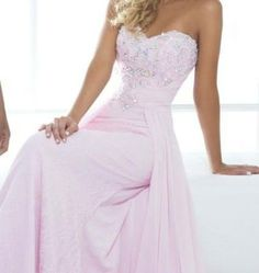 Words cannot explain how GORGEOUS this gown is