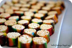 Rice Krispies Sushi Tutuorial