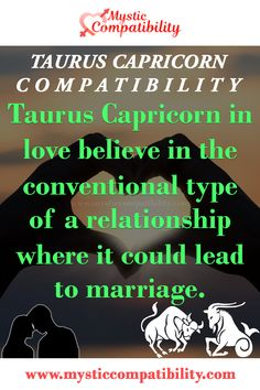 Taurus Capricorn in love believe in the conventional type of a relationship where it could lead to marriage. #Taurus #Capricorn #Compatibility #love_Compatibility Taurus Man Capricorn Woman, Taurus And Capricorn Compatibility, Capricorn Facts, Zodiac Memes, Zodiac Signs, Capricorn Relationships, Capricorn Aesthetic, Soulmate Signs