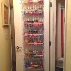 Absolutely Love This Idea For Organizing My Vast Collection (Bordering On Obsession Actually) Of Yankee Candles