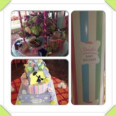 """Mary Poppins-themed shower for Danielle Jonas. From """"Greatest Hits from Kevin and Dani's Pregnancy."""""""