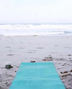 To visit home and do yoga on the beach with a soy chai in my hand!