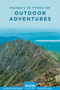 Maine is a vast outdoor playground with diverse terrain and countless opportunities for adventure and recreation. Here are the ten best things you can do in Maine from summer hiking to winter skiing. Maine Islands, Recreational Activities, Outdoor Playground, Beautiful Places To Travel, Travel Activities, Winter Travel, Rafting, Travel Guides, Adventure Travel