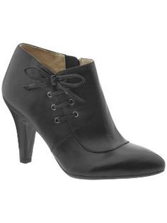 Pretty much every girl here in Poland has a pair of laced up ankle booties