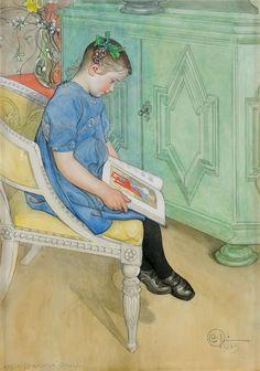 Дом под солнцем... Carl Larsson. Обсуждение на LiveInternet - Российский Сервис Онлайн-Дневников
