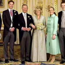 Principe Charles de Inglaterra y Camilla Parker-Bowels