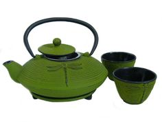 Panjin cast iron tea set Cast Iron, It Cast, Tea Set, Kettle, Kitchen Appliances, Tableware, Diy Kitchen Appliances, Tea Pot, Home Appliances
