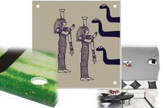 Art Plexiglas 40 x 40 cm MWL Design AP05         von MWL Design NL Wohndesign und Accessoires  auf DaWanda.com