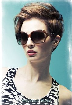 Trendy Summer Hairstyles for Short Hair