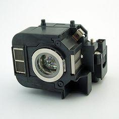 CTLAMP Ersatzlampe ELP-LP50/V13H010L50 mit Gehäuse für Epson EB - 824/EB - 825-//EB 826W EB - 84 Projektoren - http://kameras-kaufen.de/ctlamp/ctlamp-ersatzlampe-elp-lp50-v13h010l50-mit-fuer