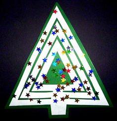 Bischof Nikolaus aus Küchenpapierrolle - Weihnachten-basteln - Meine Enkel und ich - Made with schwedesign.de