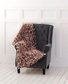 Image result for chair with throw Wingback Chair, Accent Chairs, Image, Furniture, Home Decor, Upholstered Chairs, Wingback Chairs, Interior Design, Home Interior Design