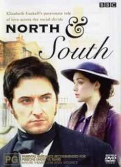 Daniela Denby-Ashe and Richard Armitage in the mini series North and South, BBC