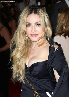 Madonna boobs
