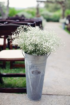 Babys Breath Wedding Flowers