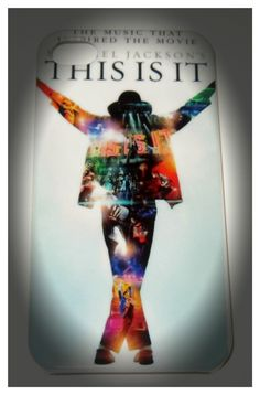 Michael Jackson iPhone 4 4S Case Hard Plastic Cell Phone Case This Is It | eBay