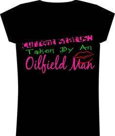 Oilfield+Wife+Shirt+by+JustFabFashion+on+Etsy,+$18.99