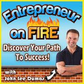 I have only been listening to this podcast this week, but I am hooked already.      Check it out; https://itunes.apple.com/us/podcast/entrepreneur-on-fire-***-wow/id564001633