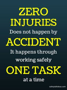21 Best safety talk images in 2017 | Safety talk, Workplace