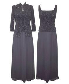 Plus Size Smokey Nights Evening Dress --Size: 14 Color: Grey Alex Evenings http://www.amazon.com/dp/B00BEU4GVE/ref=cm_sw_r_pi_dp_UTCUub1R8GX04