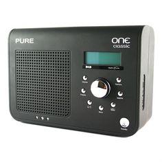 Pure DAB Radio WiFi Camera with Night Vision