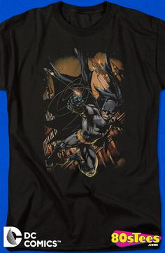 bd9f16f3c Ivan Reis Batman T-Shirt: DC Comics Mens T-Shirt Batman Geeks: Every day  can be special wearing this cool men's style design shirt with great art  and ...