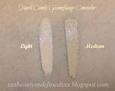 LA Girl Pro Concealer Swatches L-R: Almond, Warm Sand, Medium ...
