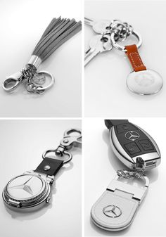 A Mercedes-Benz key ring is the perfect gift to give this holiday season. From feminine to classic, there is a style to suit that special person in your life.