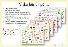 lararenellybonner.se Learn Swedish, Writing, Education, Reading, Autism, School Ideas, Amsterdam, Reading Books, Onderwijs
