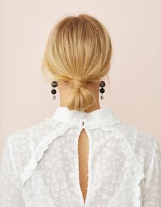 Aarikka Niitty earrings: Niitty earrings