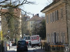 Neckarhalde Richtung Marktplatz