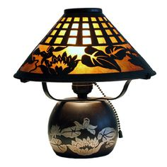 Rare pittsburgh autumn lamp w bronze owl base c 1915 for Craft stores buffalo ny