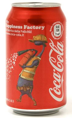 Coca Cola Happiness Factory, Italy (2008)