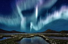 Northern Lights, Iceland!