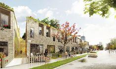 New Urban Village Proposal,Courtesy of Zotov & Co