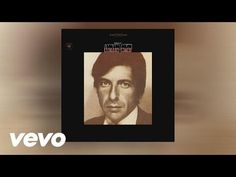 Leonard Cohen - Hey, That's No Way to Say Goodbye (Audio) - YouTube