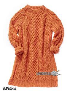 30 Awesome Image of Aran Knitting Patterns Free . Aran Knitting Patterns Free Free Knitting Pattern For Honeycomb Aran Sweater Dress Knitting Sweater Knitting Patterns, Free Knitting, Knit Patterns, Knitting Dress Pattern, Knitting Ideas, Knitting Sweaters, Double Knitting, Aran Sweaters, Cardigans