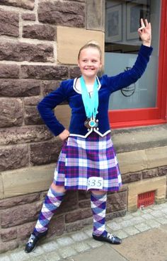 Pride of Scotland Scottish Highland Dance, Scottish Highlands, Dance Outfits, Tartan, Scotland, Pride, Dresses, Style, Fashion