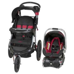 A Car Seat That Turns Into A Stroller