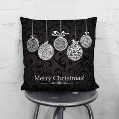 Almohada Navidad elegante Decoraciones de la por wfrancisdesign