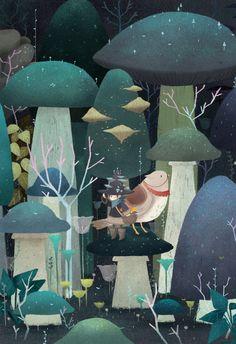 The Art Of Animation, Cositos - http://vechta.deviantart.com